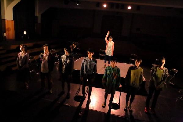 mini劇団しようよ『ドナドナによろしく』舞台写真_撮影:清水俊洋